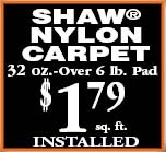 Houston Shaw Carpet